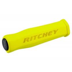Gripy RITCHEY WCS Truegrip mechovky žluté reflex