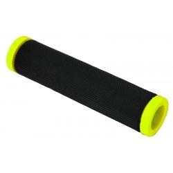 Gripy VELO-311 černo žluté neonové