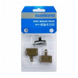 Brzdové desky Shimano B01S EBPB01S, Resin, blistr