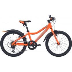 Kolo MAXBIKE Junior 20 2020 matný oranžový