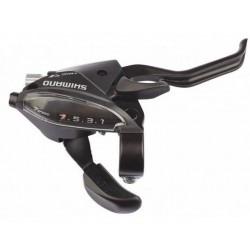 Řadící brzdové páky Shimano STEF510/7-2prsté černé