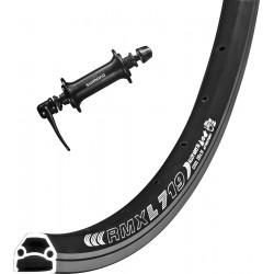 """Kolo přední 26"""" RMX719 černý ráfek 32děr náboj Altus HBTX500"""