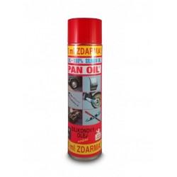 Olej Pan Oil silikónový aerosol 500ml