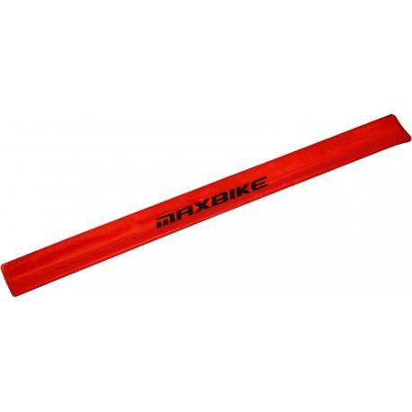 Reklamní páska rolovací červená 34cm