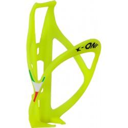 Košík na láhev X-one reflexní žlutá