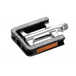 Pedály Feimin FP-930 šedo-černé